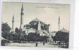 CONSTANTINOPLE. MOSQUEE SAINTEE SOPHIE.. EDIT DE LUXE, N AZIKRII. CIRCA 1910's.- BLEUP - Turkije