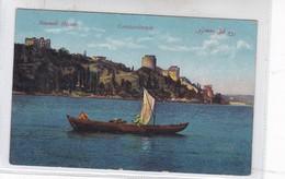 CONSTANTINOPLE. ROUMELI HISSAR. CIRCA 1910's.- BLEUP - Turkije
