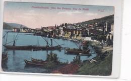 CONSTANTINOPLE. ILES DES PRINCES. VUE DE HALKI. M J C. CIRCA 1910's.- BLEUP - Turkije