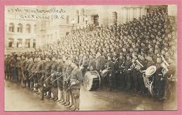 British Columbia - VICTORIA - Carte Photo - Foto - Western Scots - Military - Victoria