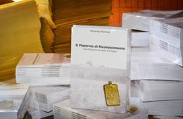 R. Ravizza Il Piastrino Di Riconoscimento Id Campi Di Battaglia 2018 Ww1 Ww2 Nuovo Prima Edizione. - Guerra 1914-18