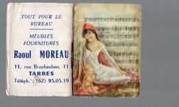Tarbes (65 Hautes Pyrénées) Petit Calendrier 1969 (PPP14193) - Calendars