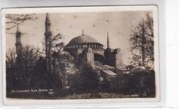 ISTAMBUL(CONSTANTINOPLE). AYA SOFYA ICI. CIRCA 1910's.- BLEUP - Turkije