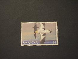 SAMOA - 1989 ALBATRO 3 D. - NUOVO(++) - Samoa