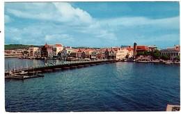 Ponton Bridge Willemstad 2 Scans - Curaçao