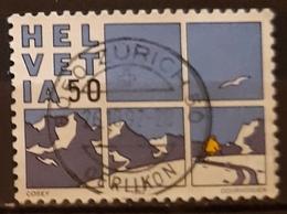 SUIZA 1992 Comics. USADO - USED. - Suiza