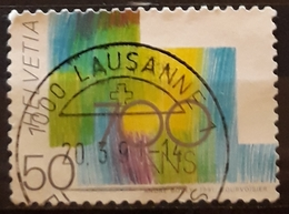SUIZA 1991 The 700th Anniversary Of The Confederation. USADO - USED. - Suiza