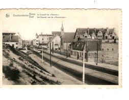 Belgique - België CP-PK Oostduinkerke Le Couvent-Het Klooster Tram 2273 - Oostduinkerke