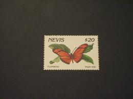 NEVIS (ANGUILLA) - 1991 FARFALLA 20 D. - NUOVO(++) - Anguilla (1968-...)