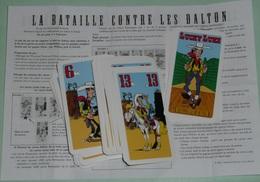 Rare Jeu De 78 Cartes En Boite Avec Notice, LUCKY LUKE, La Bataille Contre Les Dalton, 2002, Format Tarot - Other