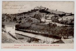 CESENA Forlì Collina Madonna Del Monte 1902 - Cesena