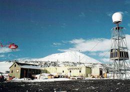 1 AK Antarctica Antarktis * Greenpeace World Park Base Am Kap Evans Auf Der Insel Ross * - Sonstige