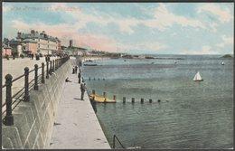 The Promenade, Penzance, Cornwall, C.1905 - Valentine's Postcard - England
