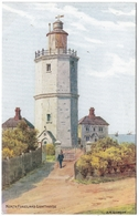 North Foreland Lighthouse By A R Quinton - Salmon No 1824 - Unused C1919 - Quinton, AR