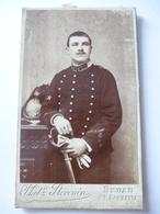 MILITAIRE : Photo  Prise à SEDAN - Inscription 28 - War, Military