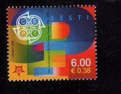 613832101 ESTLAND ESTONIA 2006 ** MNH  SCOTT  528 - Estonie