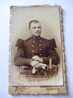 MILITAIRE : Photo  Prise à VERDUN - Inscription 151 - War, Military