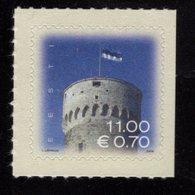 613833724 ESTLAND ESTONIA 2006 ** MNH  SCOTT  530 FLAG OVER PIKK HERMAN TOWER - Estonie