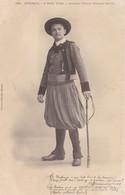 "JAFFRENNOU "" Le Barde Taldir"" , Chantant L'Hymne National Breton - Personajes"