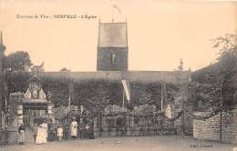 14 - CALVADOS / 141582 - Neuville - L'église - Sonstige Gemeinden