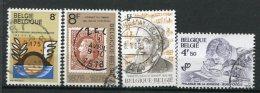 COB N°  1889,1890,1912,1951, (o)  1978,  1979 :  Divers  Cote  1,05  Euro BE - Belgique