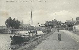 SELZAET - ZELZATE - SELSATE : Suikerfabriek Wittouck - Sucrerie Wittouck - RARE VARIANTE - Zelzate