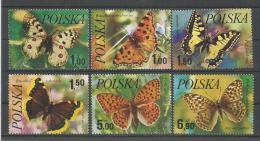 A01364)Polen 2516 - 2521** - 1944-.... République