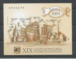 A01439)Polen Bl 157 B** - 1944-.... République