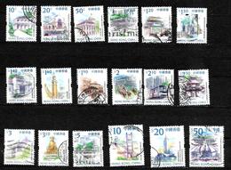Hong Kong QEII 1999 Hong Kong Landmarks, Selection To $50 Used (6729) - 1997-... Chinese Admnistrative Region