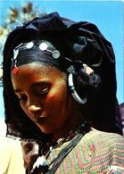 REPUBLIQUE DU NIGER JEUNE FILLE Superbe CPSM 15X10.5 Bon état Voir Scans - Niger