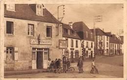 PENZE - La Route De Roscoff - Café Des Voyageurs - France