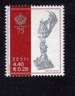 613847743 ESTLAND ESTONIA 2006 ** MNH  SCOTT  543 ESTONIAN SHOOTING SPORT FEDERATION 75TH ANNIV - Estonie