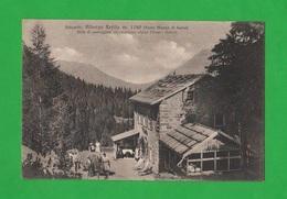 Moena Di Fassa Rifugio Albergo Rezila Cpa 1949 Trento - Trento