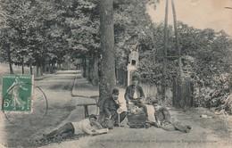 CPA 1919 Suresnes 92 / Télégraphe Militaire - Radio