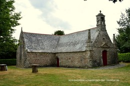 Questembert (56)- Chapelle Saint-Jean (Edition à Tirage Limité) - Questembert