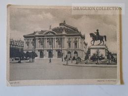 D160522  Switzerland -Geneve -Grand Theatre -echt Kupferdruck - Nr 111 - GE Ginevra