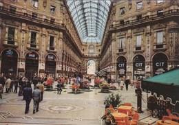 MILAN (MILANO) - Galerie Victor Emmanuel II (Galleria Vittorio Emanuele II) - - Milano (Milan)
