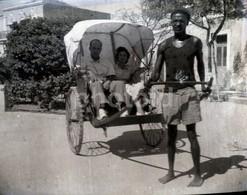 1949 GOA INDIA PORTUGUESA 60/40mm ORIGINAL AMATEUR NEGATIVE NOT PHOTO NEGATIVO NO FOTO - Photography