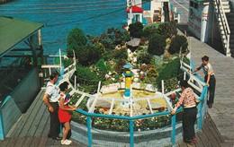 WISHING WELL, ATLANTIC CITY, NJ. JACK FREEMAN. CIRCULEE ARGENTINE. CIRCA 1966. USA- BLEUP - Atlantic City