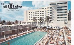 HOTEL THE DILIDO, MIAMI BEACH. ROBINSON INC. CIRCA 1970's. USA- BLEUP - Hotel's & Restaurants