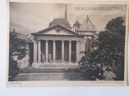 D160526  Switzerland - Suisse - Genève -  Cathedrale De St. Pierre -Eine Kupferdruck -Nr.106 - GE Ginevra