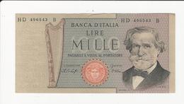 Italy 1000 Lire Almost UNC - [ 2] 1946-… : Républic