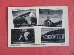 Hungary Dunaszentgyorgy-  Has Stamp & Cancel  Ref 3021 - Hungary