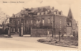 PECROT  -  Château De Florival - Belgium
