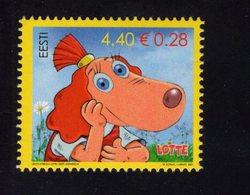 613860553 ESTLAND ESTONIA 2007 ** MNH  SCOTT 558 LOTT FROM GADGETVILLE - Estonie