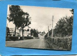 CAMEROUN-NKONGSAMBA- Avenue De La Région-animéeannées  50-édition Librairie Du Mungo - Cameroun