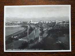 L9/11 Libye.Tripoli. Panorama Dalla Passeggiata Conte Volpi - Libya