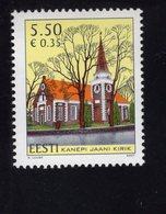 613863109 ESTLAND ESTONIA 2007 ** MNH  SCOTT 564 LIGHTHOUSE - Estonie