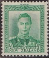 NZ    .     SG   .  603       .    1938   .     Multiple  N.Z. And Star      .    *    .   Mint-hinged - Ongebruikt