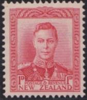 NZ    .     SG   .  605       .    1938   .     Multiple  N.Z. And Star      .    *    .   Mint-hinged - Ongebruikt